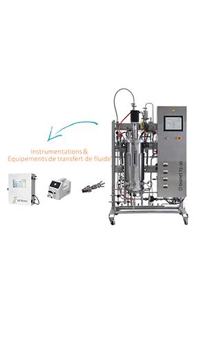 Instrumentation et équipement