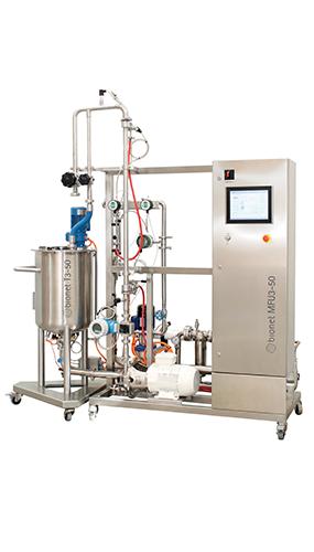 M2 Système de filtration tangentielle